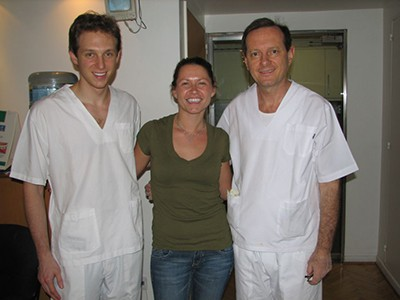 Cosmetic Dentistry Testimonial